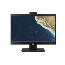 "Acer Veriton VZ4660G 60,5 cm (23.8"") 1920 x 1080 Pixel Intel® Core™ i3 di ottava generazione i3-8100 8 GB DDR4-SDRAM 1128 GB HDD+SSD Nero PC All-in-one"