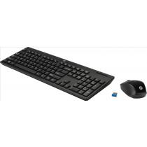 HP Tastiera e mouse wireless 200