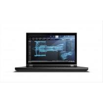 """Lenovo ThinkPad P53 Nero Workstation mobile 39,6 cm (15.6"""") 1920 x 1080 Pixel Intel® Core™ i7 di nona generazione 16 GB DDR4-SDRAM 512 GB SSD NVIDIA Quadro RTX 3000 Wi-Fi 6 (802.11ax) Windows 10 Pro"""