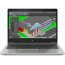 """HP ZBook 14u G5 Argento Workstation mobile 35,6 cm (14"""") 1920 x 1080 Pixel 1,80 GHz Intel® Core™ i7 di ottava generazione i7-8550U"""
