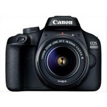 Canon EOS 4000D Kit fotocamere SLR 18MP 5184 x 3456Pixel Nero