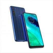 """Motorola Moto G 8 16,3 cm (6.4"""") 4 GB 64 GB Doppia SIM 4G USB tipo-C Blu Android 10.0 4000 mAh"""