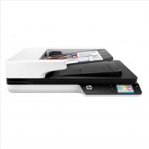 HP Scanjet Pro 4500 fn1 1200 x 1200 DPI Scanner piano e ADF Grigio A4