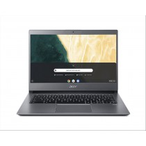 """Acer Chromebook CB714-1W-P1Y3 Grigio 35,6 cm (14"""") 1920 x 1080 Pixel Intel® Pentium® Gold 8 GB DDR4-SDRAM 64 GB Flash Wi-Fi 5 (802.11ac) Chrome OS"""