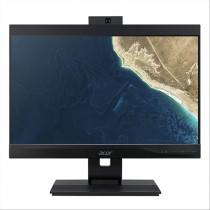 "Acer Veriton Z4660G 54,6 cm (21.5"") 1920 x 1080 Pixel Intel® Core™ i3 di ottava generazione i3-8100 4 GB DDR4-SDRAM 1128 GB HDD+SSD Nero PC All-in-one"