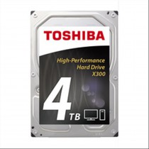 Toshiba X300 4TB 4000GB Serial ATA III disco rigido interno