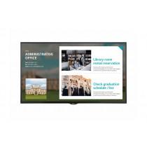 "LG 32SE3KE-B visualizzatore di messaggi 81,3 cm (32"") LED Full HD Digital signage flat panel Nero"