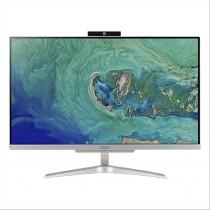 """Acer Aspire C24-865 60,5 cm (23.8"""") 1920 x 1080 Pixel 1,60 GHz Intel® Core™ i5 di ottava generazione i5-8250U Argento PC All-in-one"""