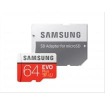 Samsung EVO Plus 2020 memoria flash 64 GB MicroSDXC Classe 10 UHS-I