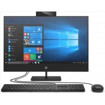 """HP ProOne 440 G6 60,5 cm (23.8"""") 1920 x 1080 Pixel Intel® Core™ i5 di decima generazione 8 GB DDR4-SDRAM 256 GB SSD Windows 7 Professional Wi-Fi 6 (802.11ax) PC All-in-one Nero"""
