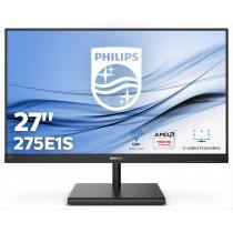 "Philips E Line 275E1S/00 LED display 68,6 cm (27"") Quad HD Opaco Nero"