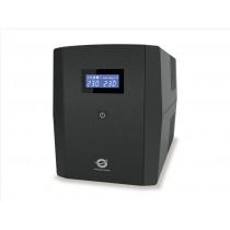Conceptronic ZEUS04EM gruppo di continuità (UPS) A linea interattiva 2200 VA 1320 W 5 presa(e) AC