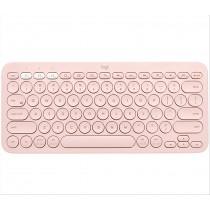 Logitech K380 tastiera Bluetooth QWERTY Italiano Rosa
