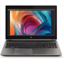 "HP ZBook 15 G6 Workstation mobile Argento 39,6 cm (15.6"") 1920 x 1080 Pixel Intel® Core™ i7 di nona generazione 32 GB DDR4-SDRAM 512 GB SSD NVIDIA® Quadro® P3200 Wi-Fi 6 (802.11ax) Windows 10 Pro"