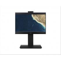"Acer Veriton VZ4860G 60,5 cm (23.8"") 1920 x 1080 Pixel Intel® Core™ i5 di nona generazione 8 GB DDR4-SDRAM 512 GB SSD Wi-Fi 5 (802.11ac) Nero PC All-in-one Windows 10 Pro"