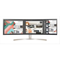 "LG 49WL95C-W LED display 124,5 cm (49"") 5120 x 1440 Pixel UltraWide Dual Quad HD Bianco"