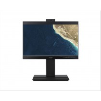 "Acer Veriton Z4860G 60,5 cm (23.8"") 1920 x 1080 Pixel Intel® Core™ i5 di nona generazione 8 GB DDR4-SDRAM 1000 GB HDD Wi-Fi 5 (802.11ac) Nero PC All-in-one Windows 10 Pro"