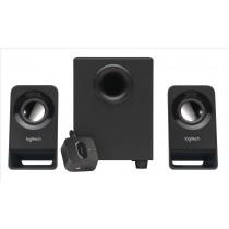 Logitech Z213 2.1canali 7W Nero set di altoparlanti