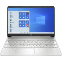 """HP 15s-eq0038nl Computer portatile Argento 39,6 cm (15.6"""") 1920 x 1080 Pixel AMD Ryzen 5 8 GB DDR4-SDRAM 256 GB SSD Wi-Fi 5 (802.11ac) Windows 10 Home"""