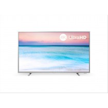 "Philips 43PUS6554/12 TV 109,2 cm (43"") 4K Ultra HD Smart TV Wi-Fi Argento"