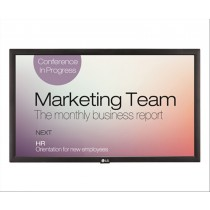 "LG 22SM3B Digital signage flat panel 22"" LCD Full HD Wi-Fi Nero"