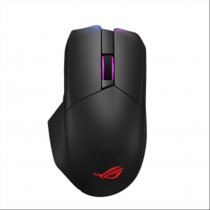 ASUS ROG Chakram mouse RF Wireless+Bluetooth+USB Type-A Ottico 16000 DPI Mano destra