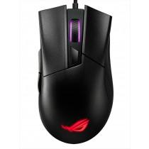 ASUS ROG Gladius II Core mouse USB Ottico 6200 DPI Mano destra