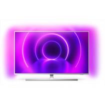 "Philips 65PUS8555/12 TV 165,1 cm (65"") 4K Ultra HD Smart TV Wi-Fi Argento"