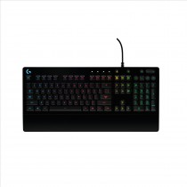 Logitech G213 tastiera USB QWERTY US International Nero