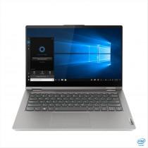 """Lenovo ThinkBook 14s Yoga DDR4-SDRAM Ibrido (2 in 1) 35,6 cm (14"""") 1920 x 1080 Pixel Touch screen Intel® Core™ i5 di undicesima generazione 8 GB 256 GB SSD Wi-Fi 6 (802.11ax) Windows 10 Pro Grigio"""