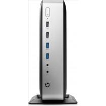 HP t730 2,7 GHz RX-427BB Nero, Argento 1,8 kg