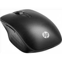 HP Bluetooth Travel mouse Track-on-glass (TOG) 1200 DPI Mano destra
