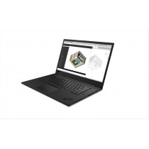 """Lenovo ThinkPad P1 Nero Workstation mobile 39,6 cm (15.6"""") 1920 x 1080 Pixel Intel® Core™ i7 di ottava generazione i7-8750H 16 GB DDR4-SDRAM 256 GB SSD"""