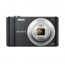 """Sony Cyber-shot DSC-W810 20.1MP 1/2.3"""" CCD 5152 x 3864Pixels Nero"""
