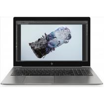 "HP ZBook 15u G6 Argento Workstation mobile 39,6 cm (15.6"") 1920 x 1080 Pixel Intel® Core™ i7 di ottava generazione 16 GB DDR4-SDRAM 512 GB SSD AMD Radeon Pro WX 3200 Wi-Fi 5 (802.11ac) Windows 10 Pro"