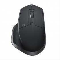 Logitech MX Master 2S mouse RF Wireless Laser 1000 DPI Grafite