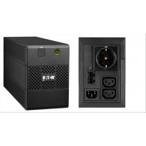 Eaton 5E 850I USB DIN A linea interattiva 850VA 3presa(e) AC Torre Nero gruppo di continuità (UPS)