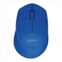 Logitech M280 RF Wireless Ottico 1000DPI Ambidestro Blu mouse