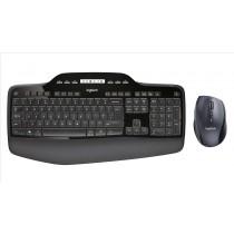 Logitech MK710 RF Wireless QWERTY Italiano Nero tastiera