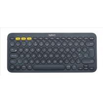 Logitech K380 Bluetooth QWERTY Italiano Grigio tastiera