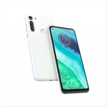"""Motorola Moto G 8 16,3 cm (6.4"""") 4 GB 64 GB Doppia SIM 4G USB tipo-C Bianco Android 10.0 4000 mAh"""