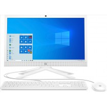 "HP 21-b0003n 52,6 cm (20.7"") 1920 x 1080 Pixel Intel® Pentium® Silver 8 GB DDR4-SDRAM 512 GB SSD Windows 10 Home Wi-Fi 5 (802.11ac) PC All-in-one Bianco"