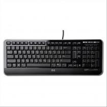 HP QY776AT USB QWERTY Nero tastiera
