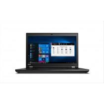 """Lenovo ThinkPad P73 Nero Workstation mobile 43,9 cm (17.3"""") 1920 x 1080 Pixel Intel® Core™ i7 di nona generazione 16 GB DDR4-SDRAM 512 GB SSD NVIDIA Quadro RTX 3000 Wi-Fi 6 (802.11ax) Windows 10 Pro"""