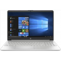 "HP 15s-fq0037nl Computer portatile Argento 39,6 cm (15.6"") 1366 x 768 Pixel Intel® Core™ i3 di ottava generazione 8 GB DDR4-SDRAM 256 GB SSD Wi-Fi 5 (802.11ac) Windows 10 Home"