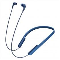 Sony MDR-XB70BT auricolare per telefono cellulare Stereofonico Auricolare, Passanuca Blu