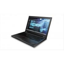 """Lenovo ThinkPad P52 Nero Workstation mobile 39,6 cm (15.6"""") 1920 x 1080 Pixel Intel® Core™ i7 di ottava generazione i7-8750H 8 GB DDR4-SDRAM 256 GB SSD"""