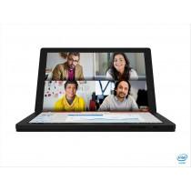 "Lenovo ThinkPad X1 Fold LPDDR4x-SDRAM Ibrido (2 in 1) 33,8 cm (13.3"") 2048 x 1536 Pixel Touch screen Intel Core with Intel Hybrid Technology 8 GB 1000 GB SSD Wi-Fi 6 (802.11ax) Windows 10 Pro Nero"