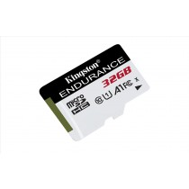 Kingston Technology High Endurance memoria flash 32 GB MicroSD Classe 10 UHS-I