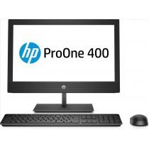 """HP ProOne 400 G4 50,8 cm (20"""") 1600 x 900 Pixel Intel® Core™ i5 di ottava generazione i5-8500T 8 GB DDR4-SDRAM 1000 GB HDD Nero PC All-in-one"""